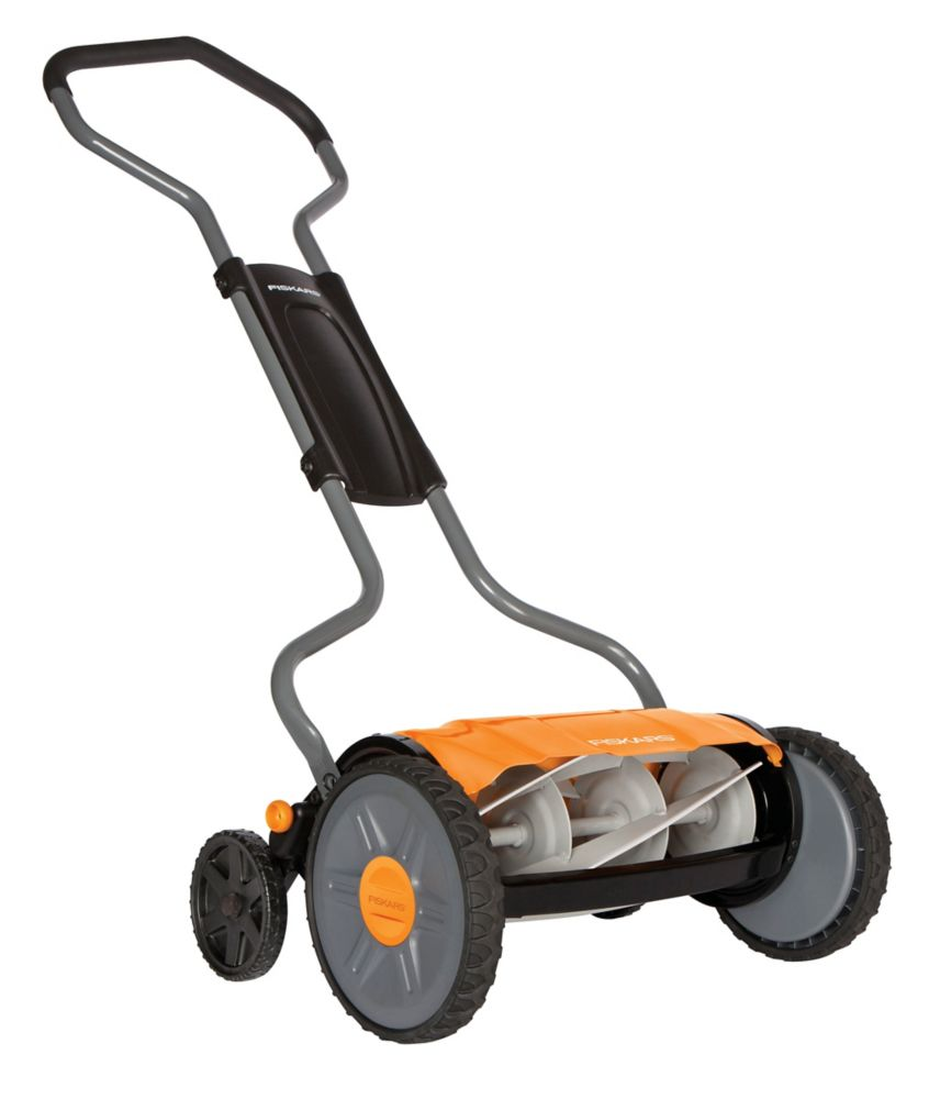 Fiskars StaySharp Plus Reel Lawn Mower