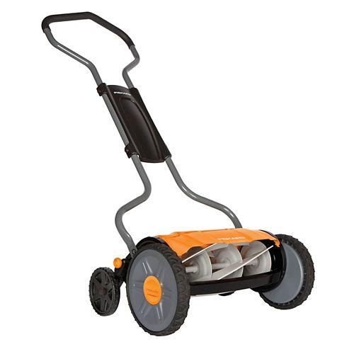 Fiskars StaySharp Plus Reel Lawn Mower