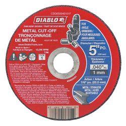 Diablo 5 x .040 in. Cut Off Disc for Metal Type 1