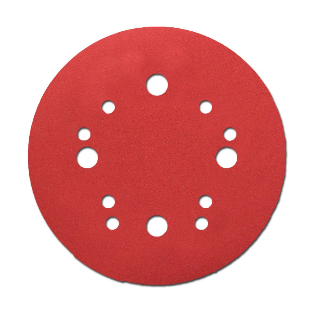 5-inch Premium Sanding Discs (120 Grit)