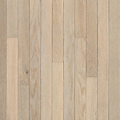 AO Oak Sugar White 5/16-inch Thick x 2 1/4-inch W Hardwood Flooring (40 sq. ft. / case)