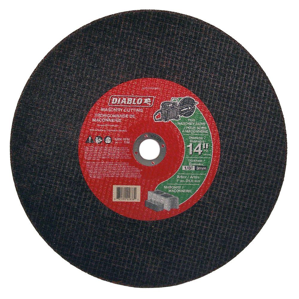 Masonry High-Speed Cut-Off Disc