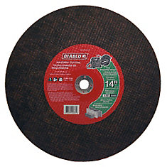 Masonry High-Speed Cut-Off Disc 14 x 1/8 x 20mm