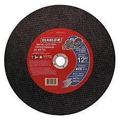 High-Speed Cut-Off Disc 12 x 1/8
