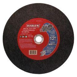 Diablo High-Speed Cut-Off Disc 12 x 1/8