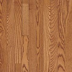 AO Oak Copper Light 5/16-inch Thick x 2 1/4-inch W Hardwood Flooring (40 sq. ft. / case)