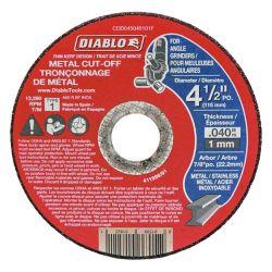 Diablo 4-1/2 x 7/8 in. Cut-off Disc for Metal