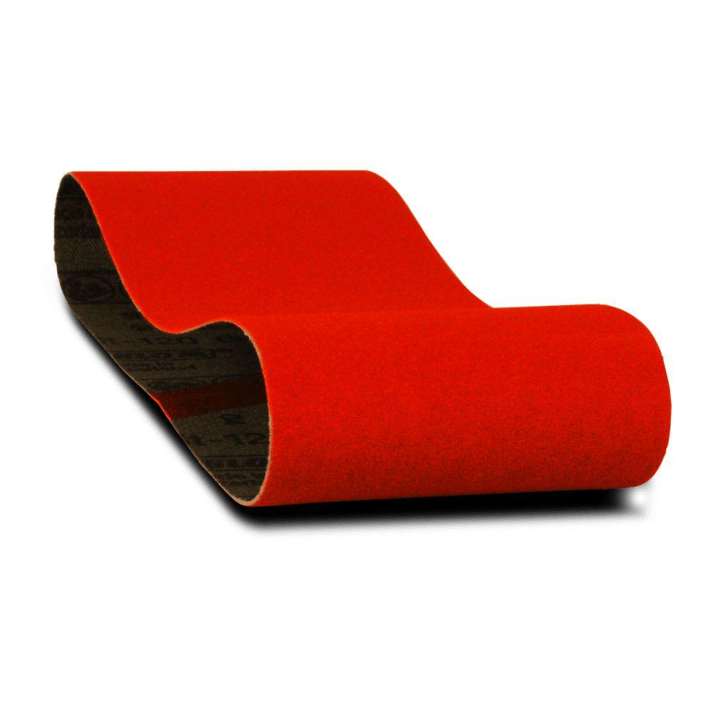 Premium Sanding Belt 3x18 Inch 120 Grit