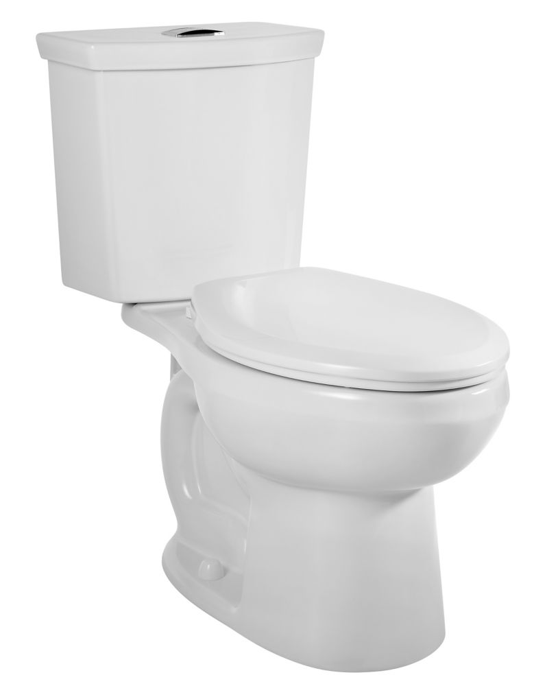 Cadet 3 Two piece Dual Flush 1.59 Gal. Elongated Toilet