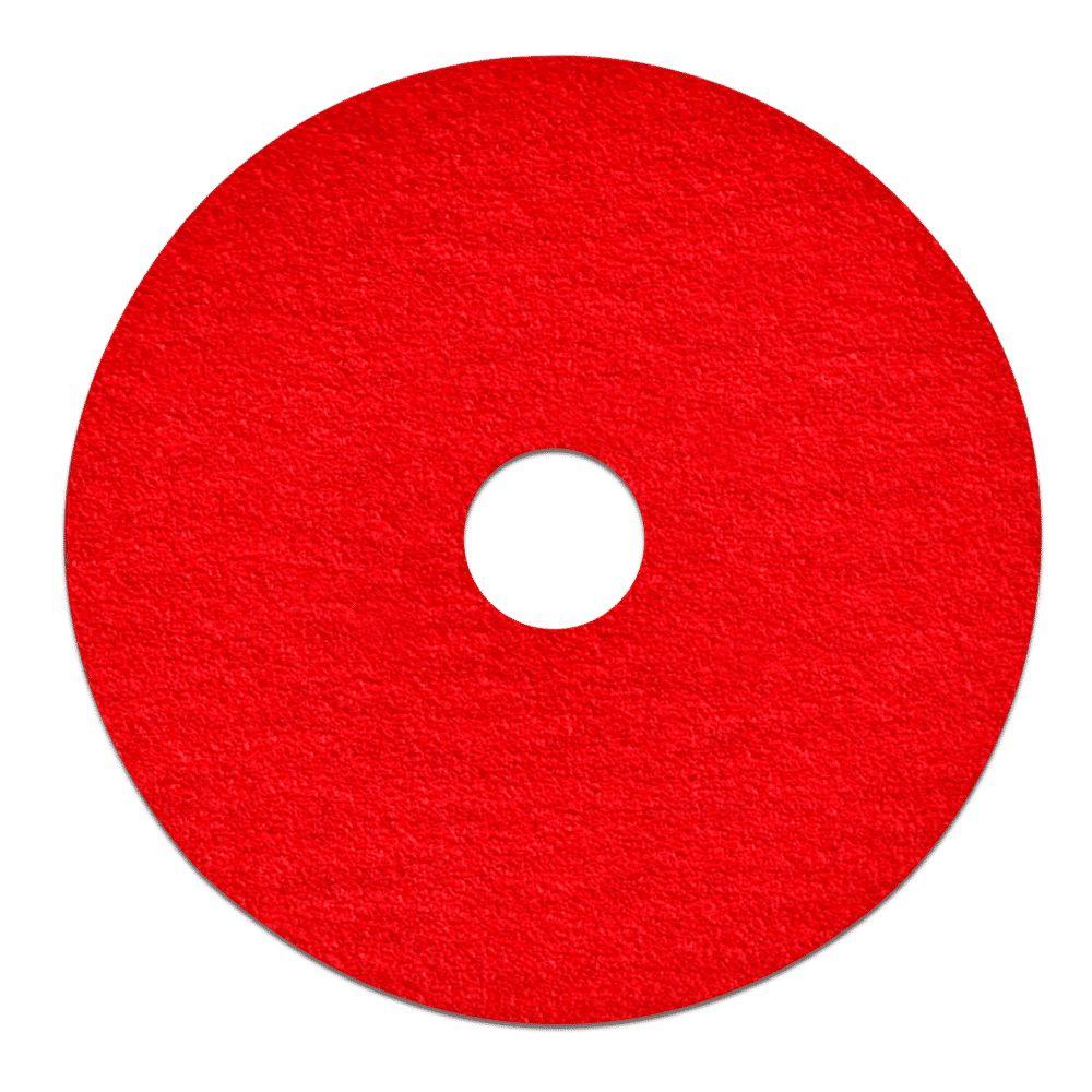 Aluminum Oxide Fiber Disc (36 Grit)