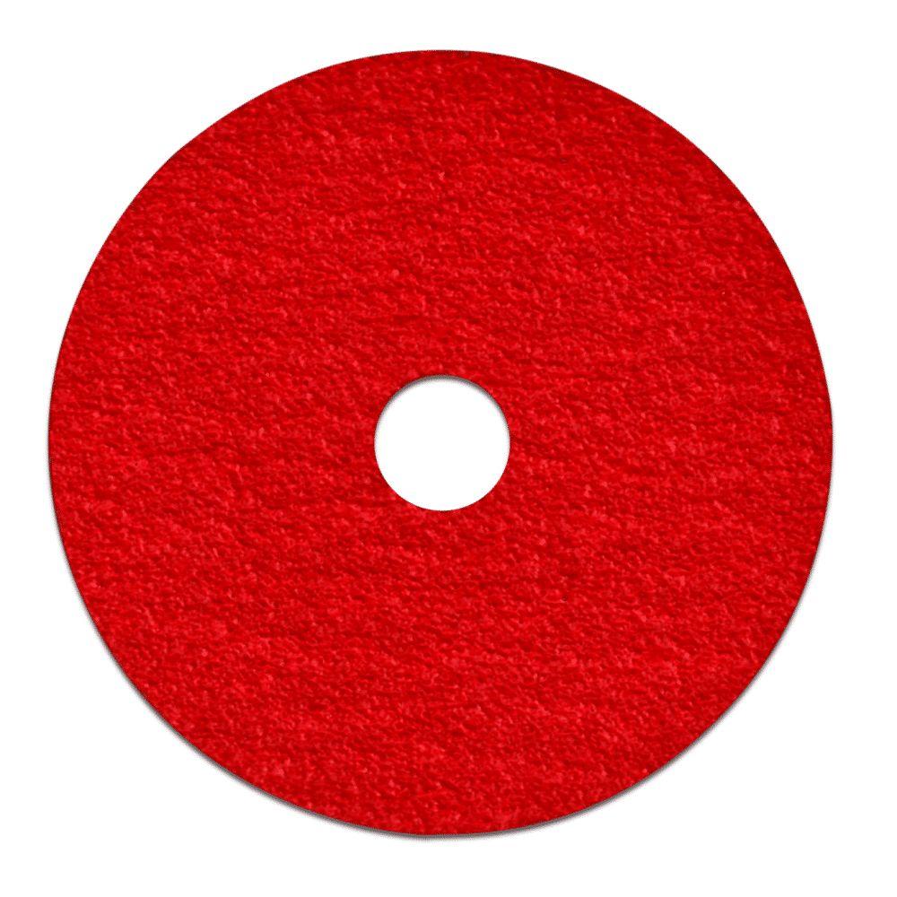 Aluminum Oxide Fiber Disc (50 Grit)