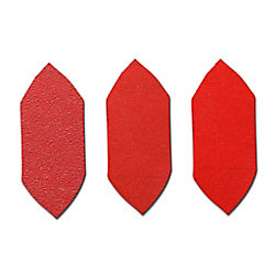 Diablo 1 1/8-inch 3-Piece Assorted Grits Detail Fingertip Sander Triangles