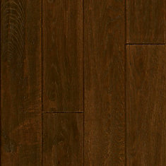 Hick Forested Hill 3/4-inch Thick x 5-inch W Hand-scraped Hardwood Flooring (23.5 sq. ft. / case)