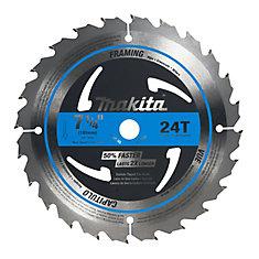 7 1/4 inch Circular Saw Blade 24CT