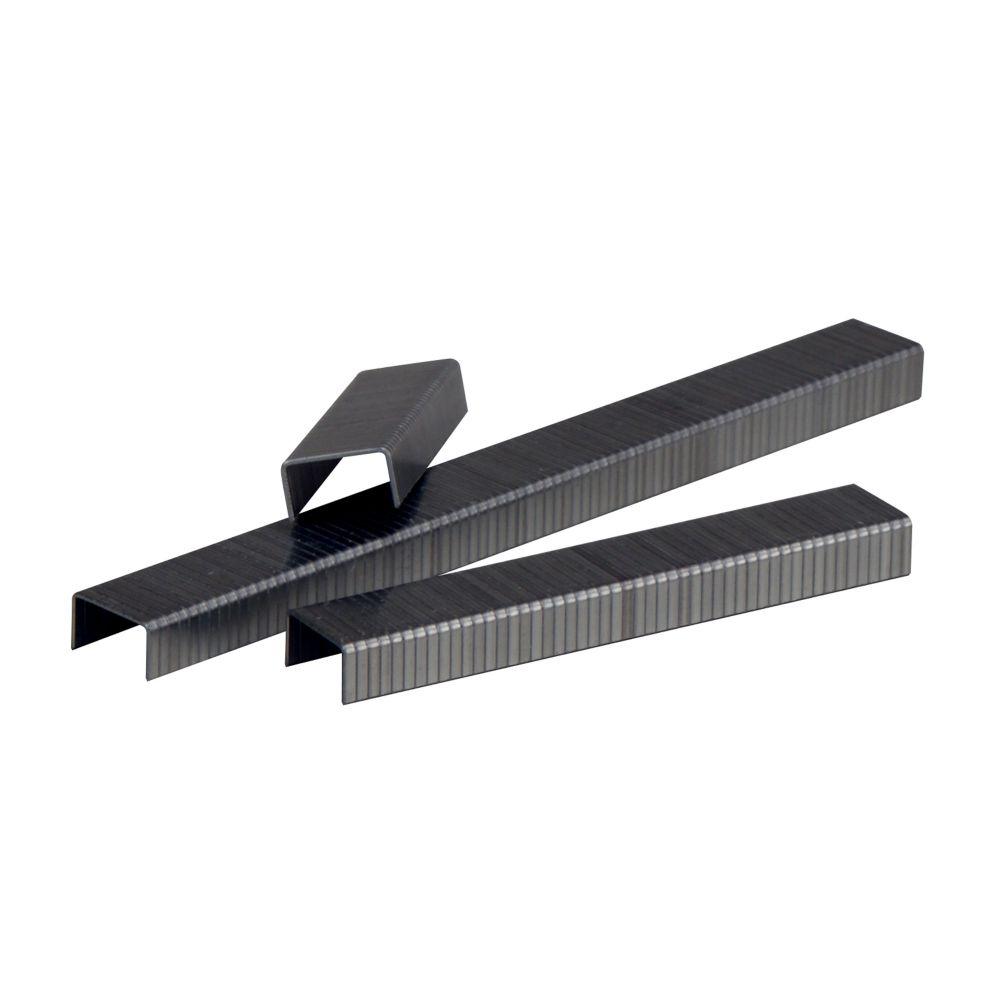 "1/4"" (6 mm) x 3/8"" Galvanized Staples (5040/box)"