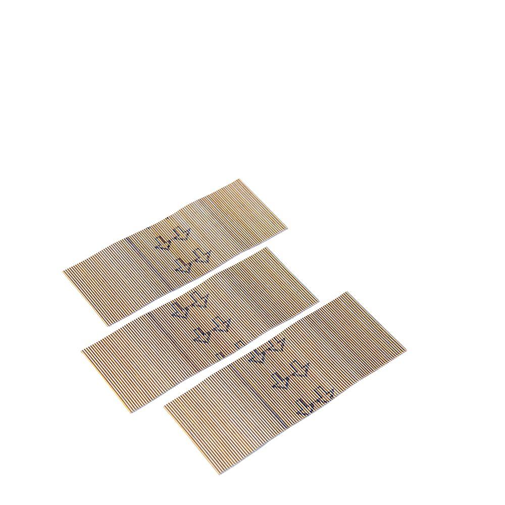 23G. Pin Nail 1 Inch 2K Blister Pack