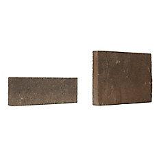 Placage de pierre Dry-Stack - Charcoal (emballage en vrac  – 100 pieds carrés)