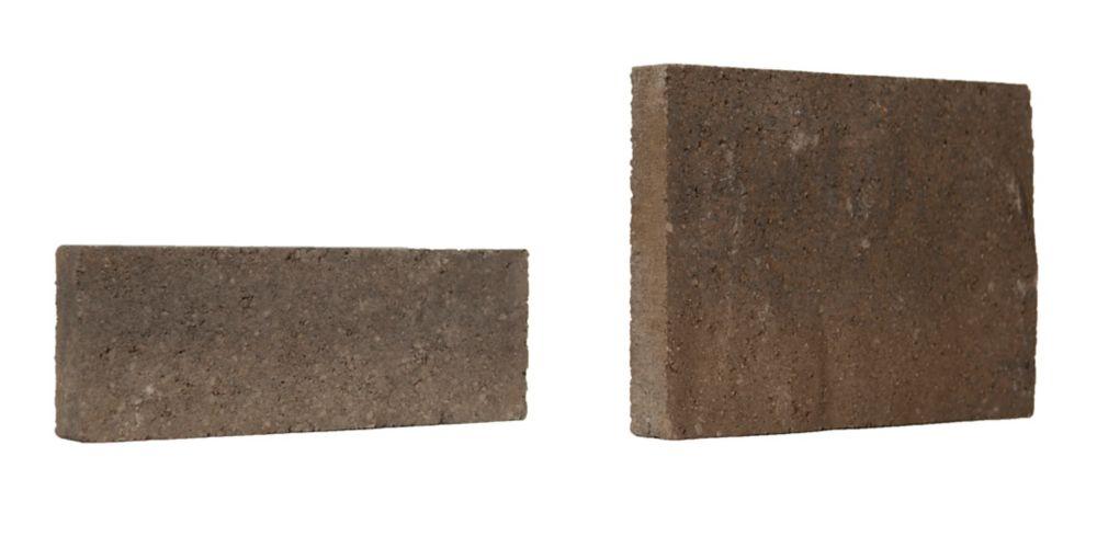 Fusion Stone Dry-Stack Stone Veneer - Charcoal (Bulk Pack 100-Square Feet)