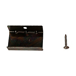 Fusion Stone Clips and Screws, Bag of 25