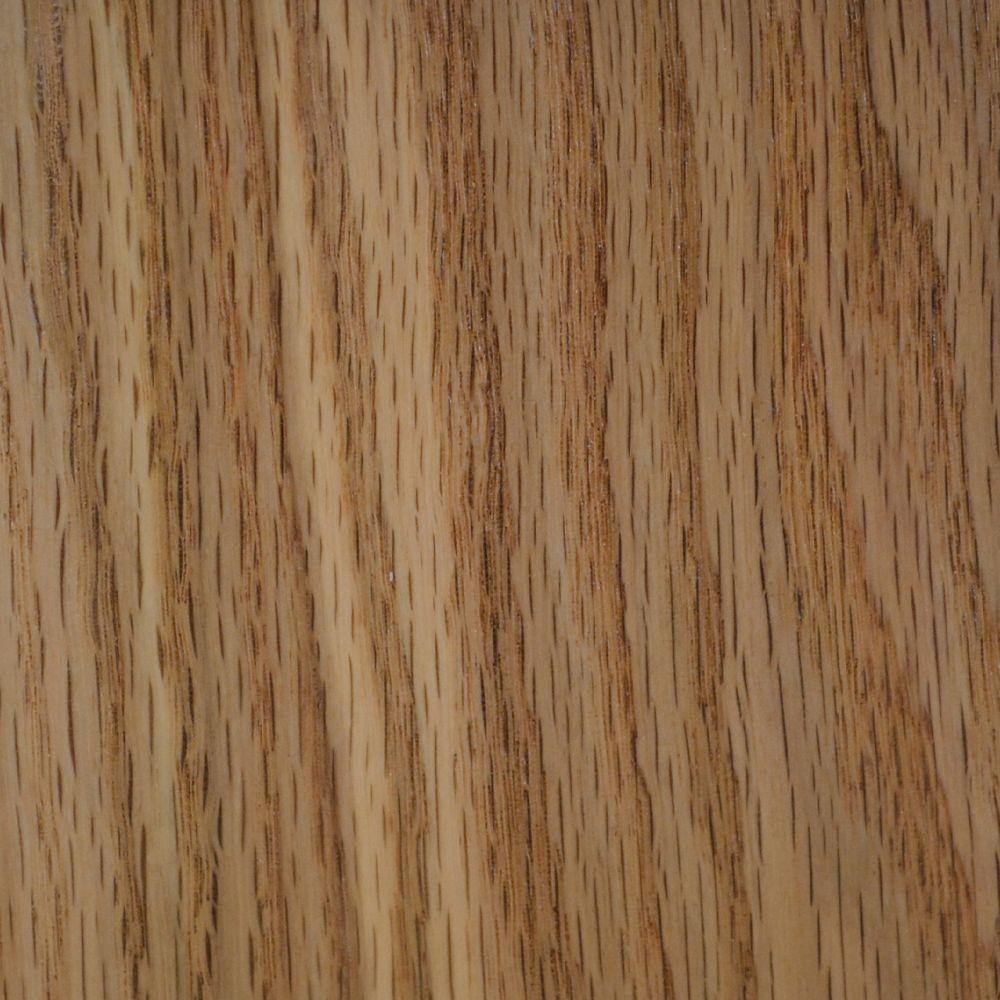 Natural Oak Hardwood Flooring Sample