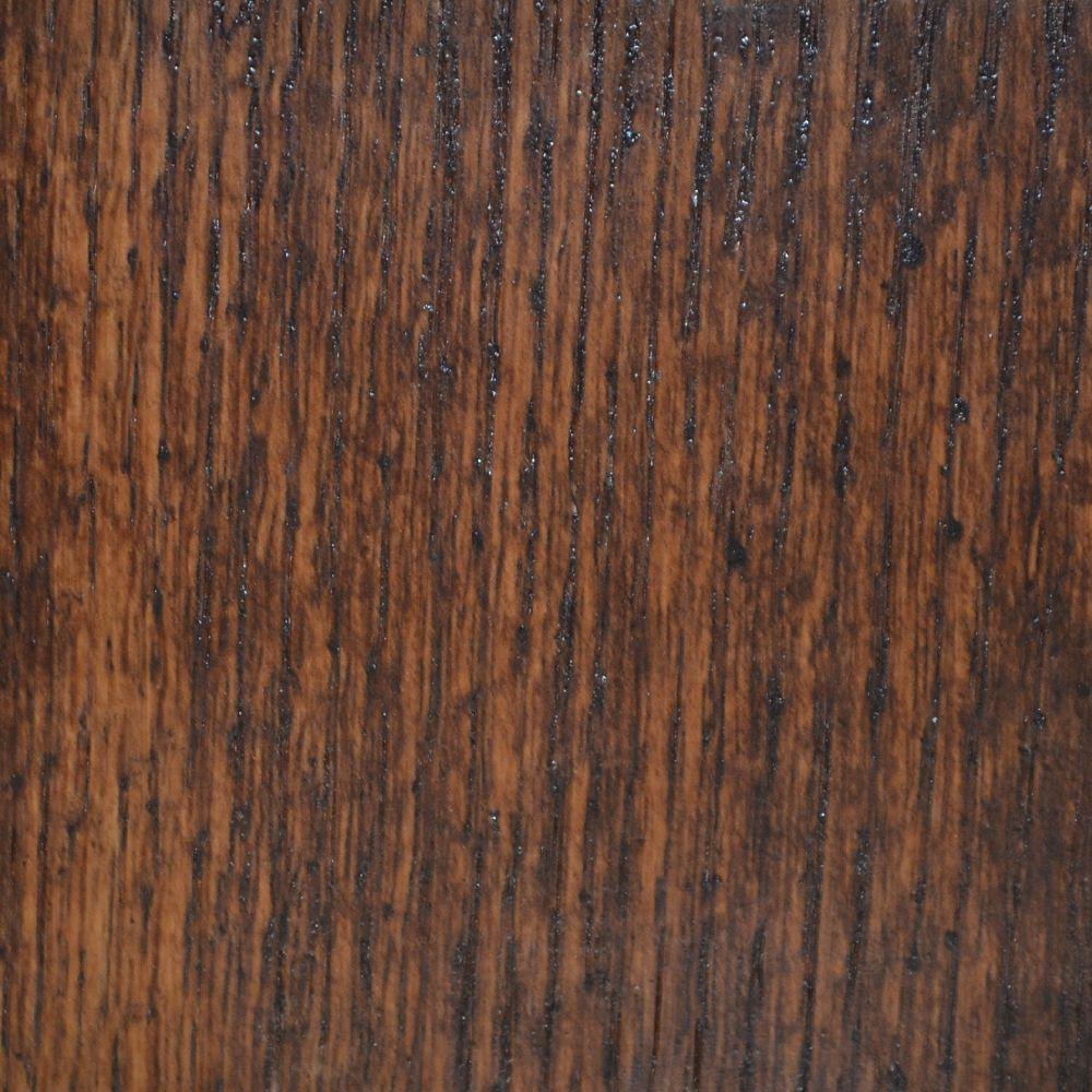 Mocha Oak Hardwood Flooring Sample