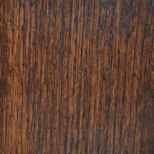 Bruce Échantillon - Plancher, bois massif, chêne moka