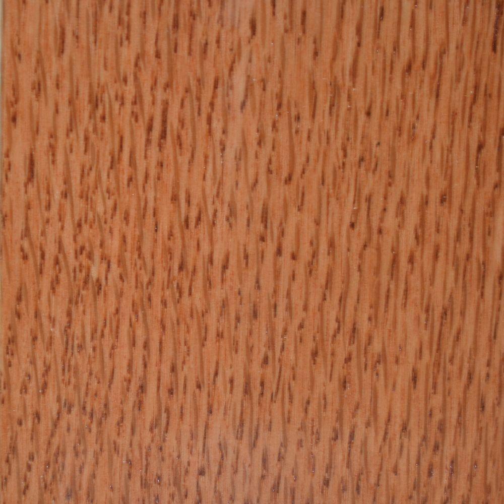 Oak Copper Light Hardwood Flooring Sample