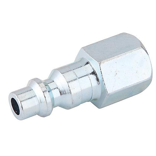 1/4 Inch x 1/4 Inch Male to Female Industrial Plug