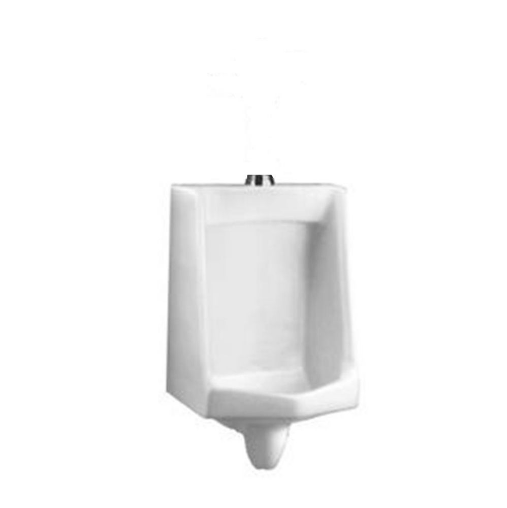 Lynbrook 0.85 - 1.0 GPF Top Spud Urinal with Blowout Flush Action in White