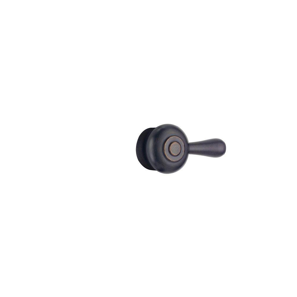 Manette levier Leland en chrome et en laiton poli pour les séries de robinets de douche 13/14