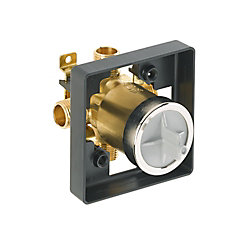 Delta MultiChoice Universal Tub and Shower Valve Body Rough-in Kit Only