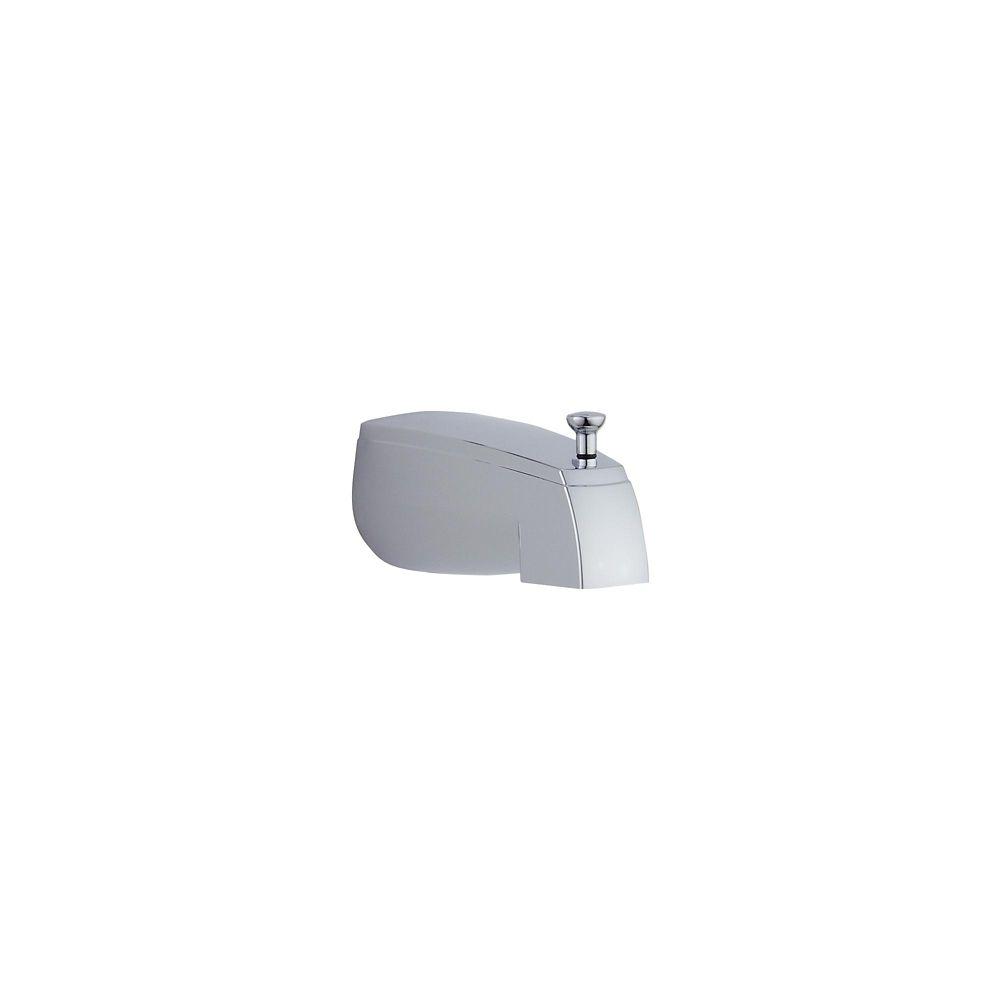 Bec de baignoire en laiton poli de 13,33 cm (5 1/4 po)
