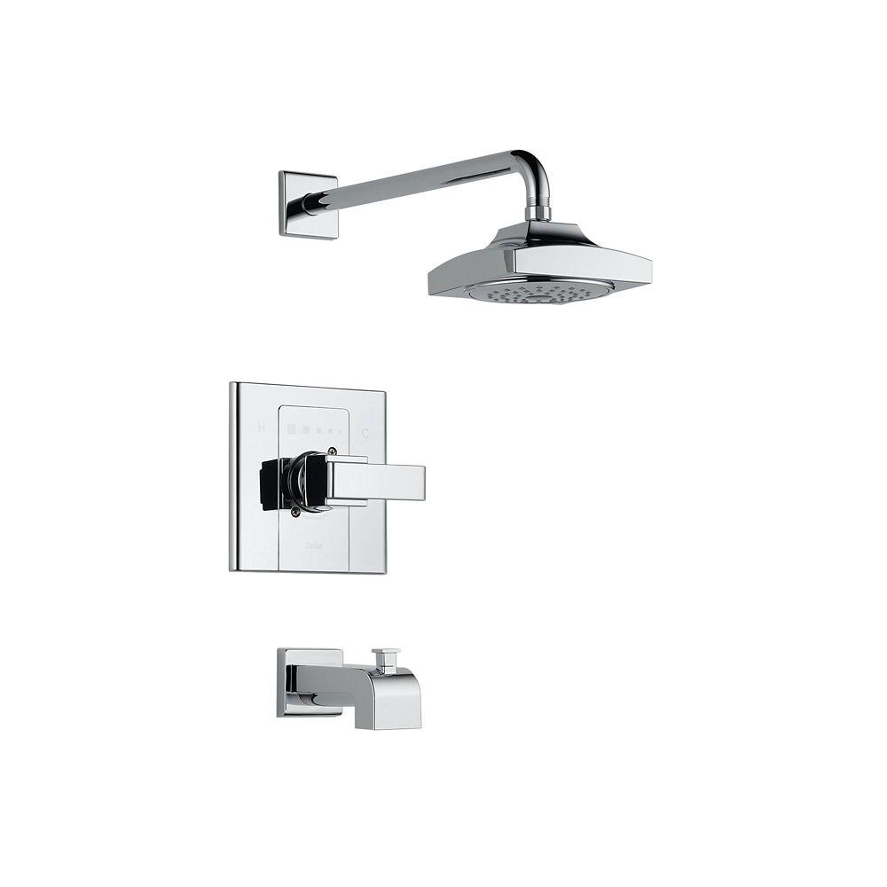 Delta Arzo Single-Handle Bath/Shower Faucet in Chrome