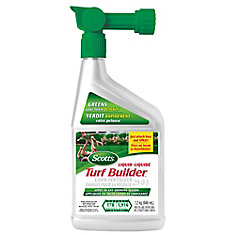 Turf Builder Liquid Lawn Fertilizer - 946 ml