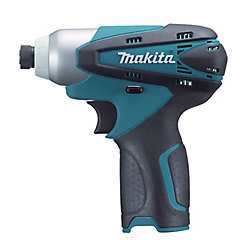 MAKITA 12V 1/4- Inch  Hex Impact Driver (Tool Only)