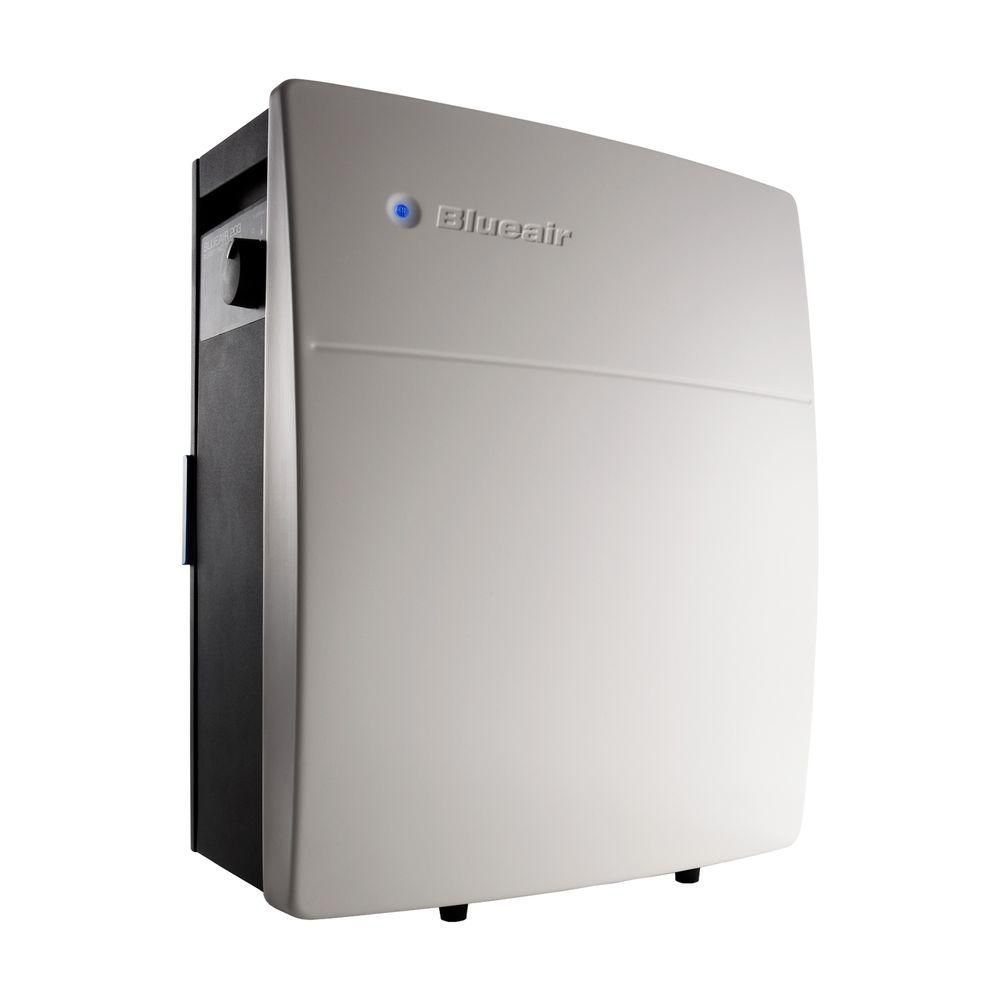 Blueair Blueair HepaSilent Air Purifier for 240 sq. ft. Room - ENERGY STAR®
