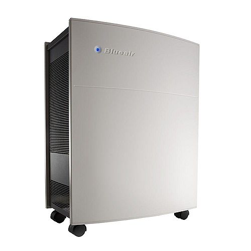 Blueair HepaSilent Air Purifier for 580 sq. ft. Room - ENERGY STAR®