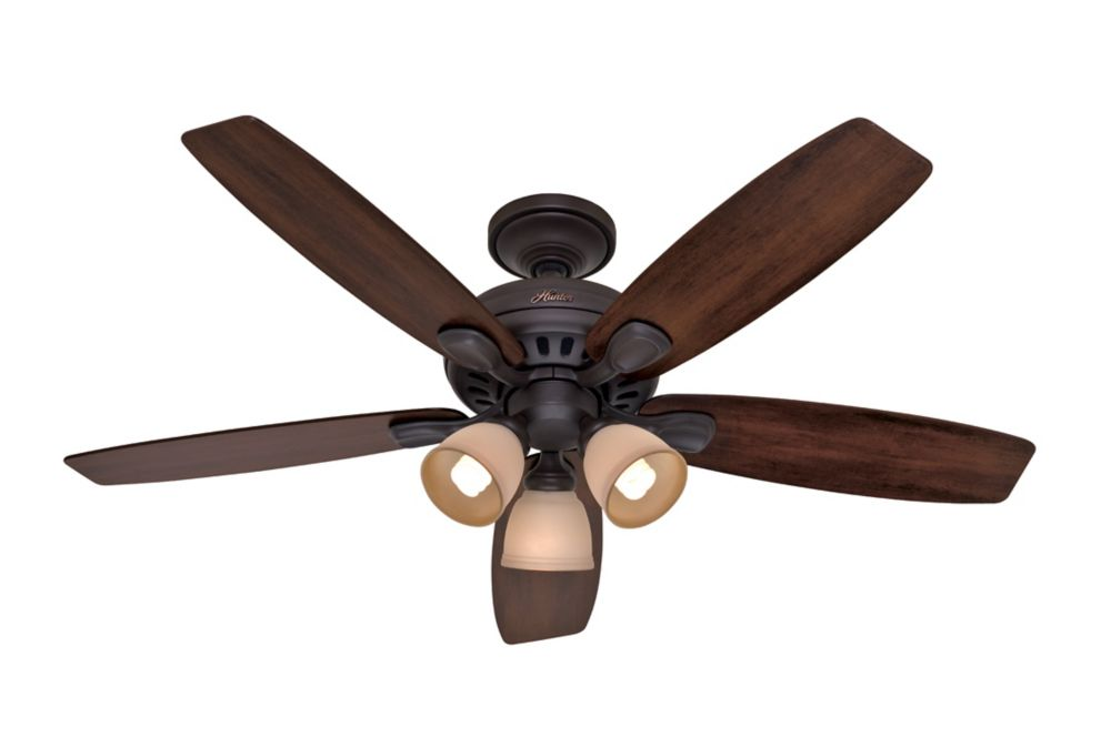 Ceiling Fans Hampton Bay Hunter More The Home Depot Canada