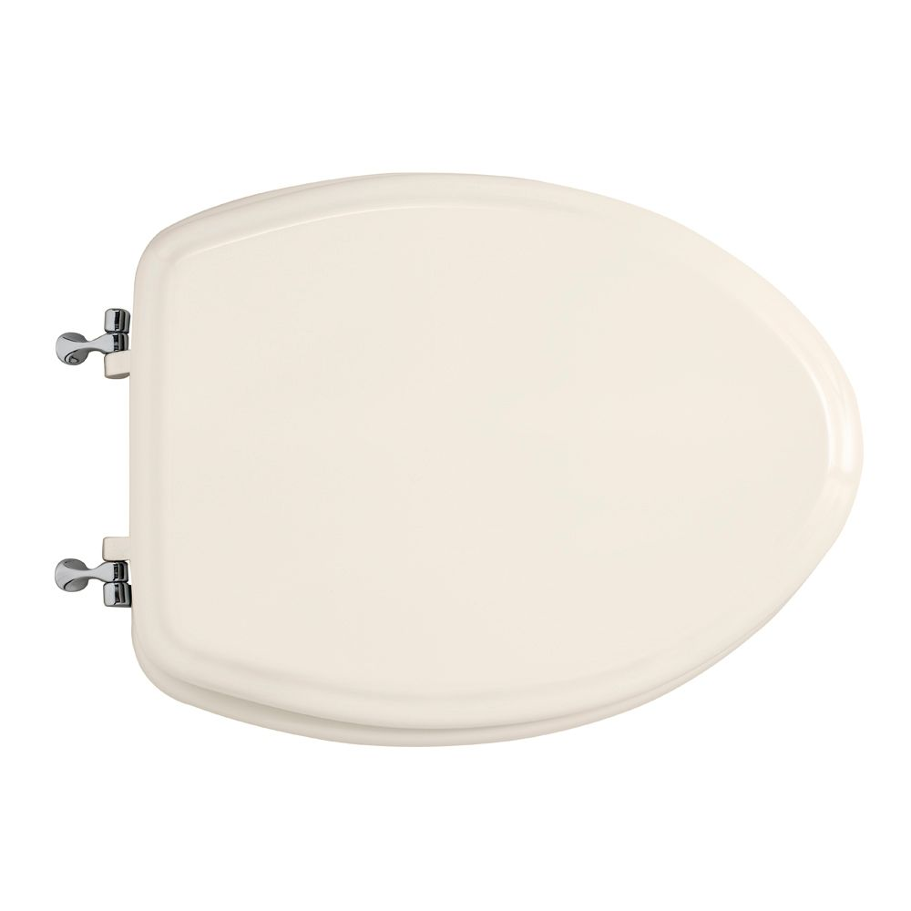Standard Collection Elongated Closed Front Toilet Seat in Linen 5725.064.222 Canada Discount