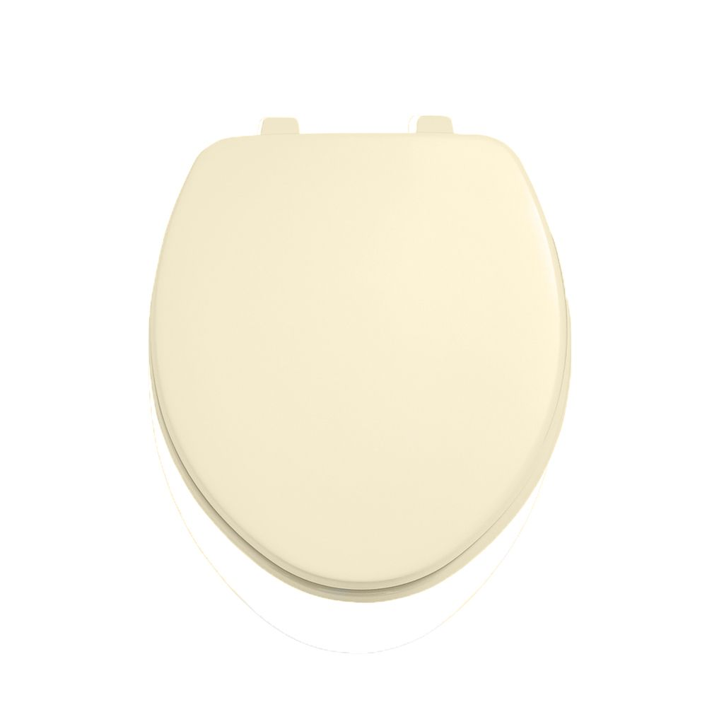 Laurel Round Closed Front Toilet Seat in Bone 5308.014.021 Canada Discount