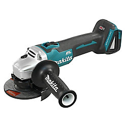 MAKITA 4.5-inch Cordless Angle Grinder with Brushless Motor