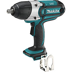 MAKITA 18V LXT 1/2- Inch  Cordless Impact Wrench (Tool Only)