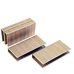 Freeman Agrafe à plancher 1 1/2 po calibre15,5, boîte colorée de 5 000