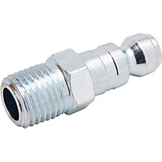 1/4 Inch x 3/8 Inch Male to Male Automotive Plug