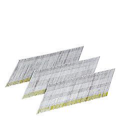 Freeman Clou de finition à angle 2po calibre 15, emballage coque de 1 000