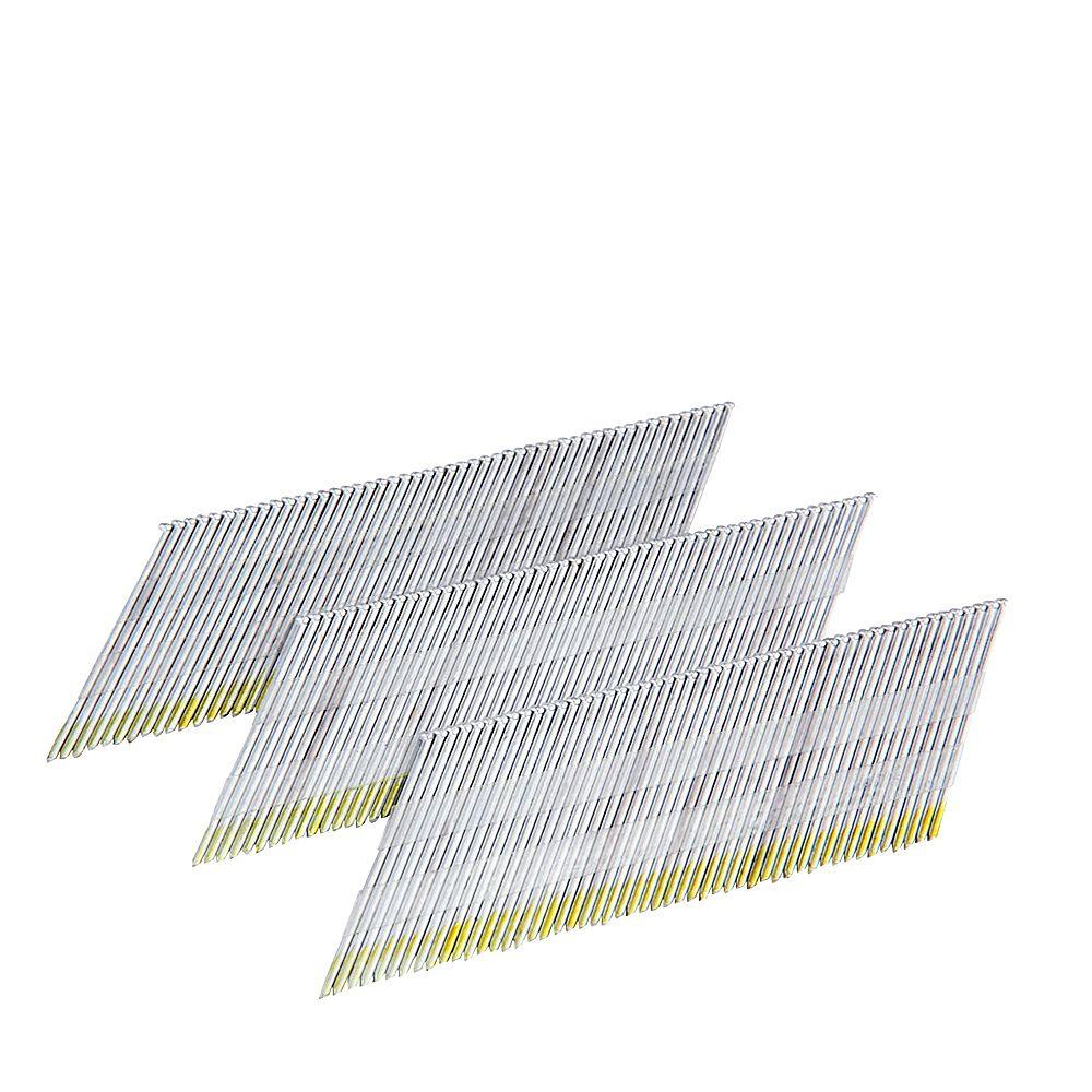 Freeman 15G.Angle Finish Nail 2 Inch 1K Blister Pack