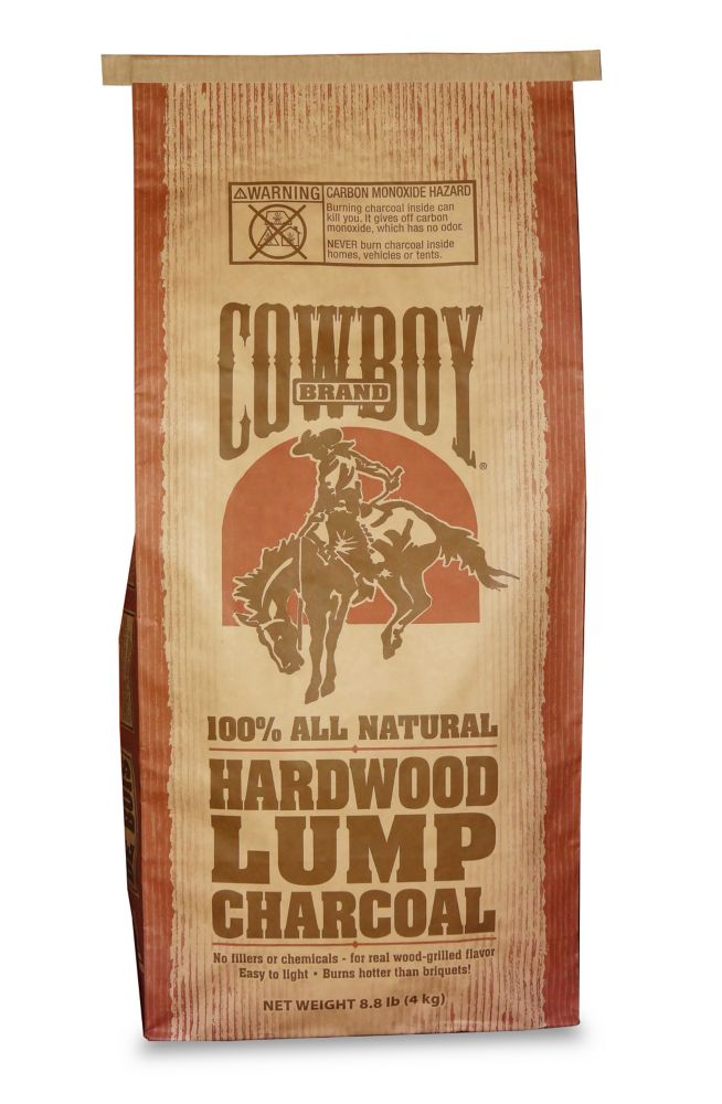 100% Natural Hardwood Lump Charcoal
