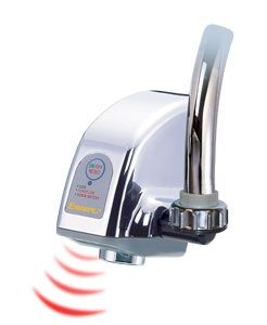 Hands-Free Electronic Faucet Adaptor