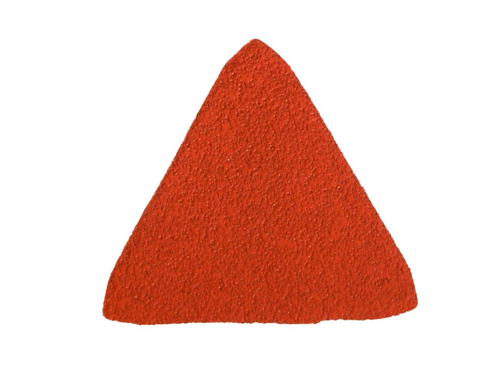 Detail Sand Paper 2-7/8x2-7/8 Triangle 60 Grit