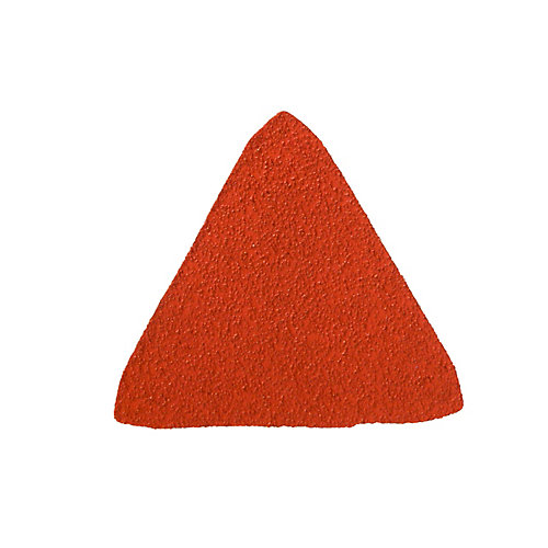 Detail Sand Paper 2-7/8 Triangle 60 Grit